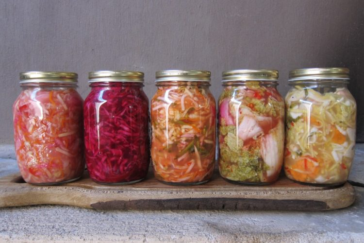 Cultured and Fermented Foods: Preserve your Life and your Health!