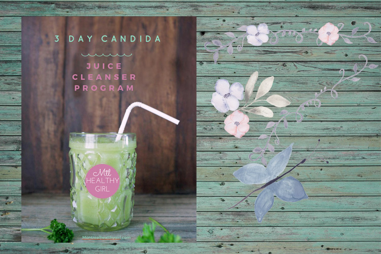 3 Day Candida Cleanser Juice Program